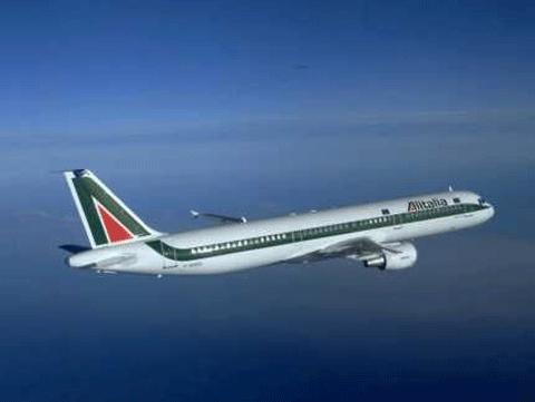 Alitalia is flying to Sofia