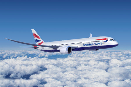 British Airways Burgas