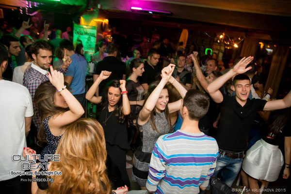 Culture beat night club Sofia