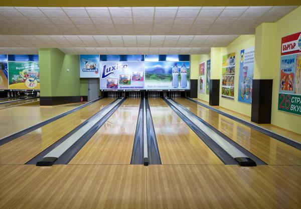 Sofia bowling halls