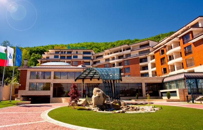 Berlin Park Vitosha Hotel in Sofia Guide