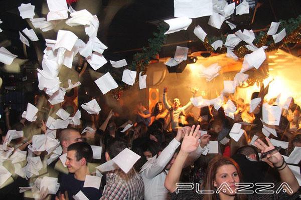 Sofia night clubs - Plazza Dance Center