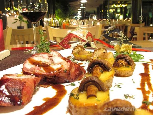 Del Arte - European restaurant Sofia