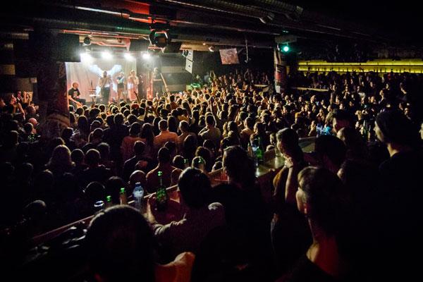 Mixtape 5 night club Sofia