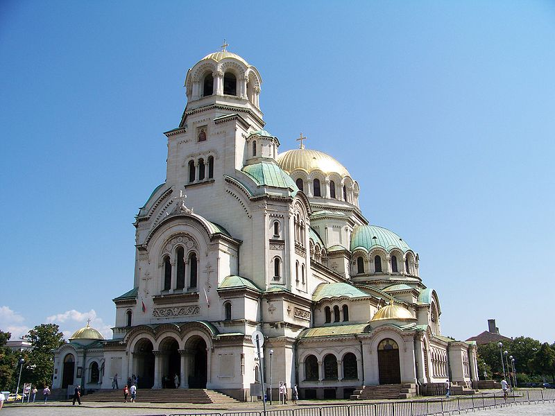 Bulgaria, Alexander Nevsky Cathedral