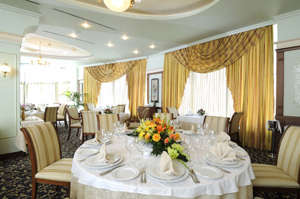 Restaurant & Bar - Crystal Palace