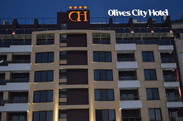 Olives City Hotel Sofia