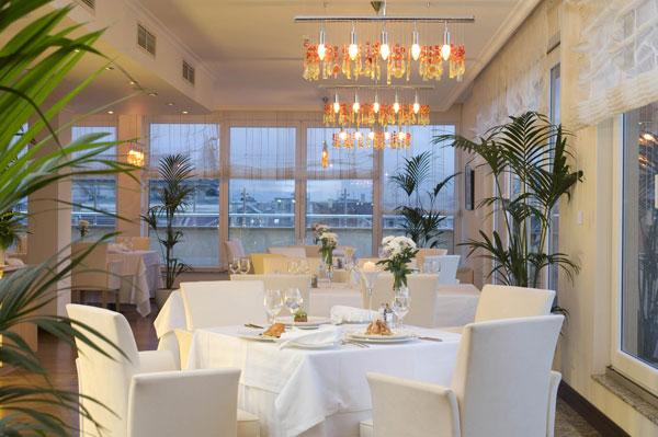 Panorama restaurant in Sofia