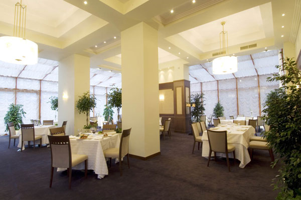 Restaurant with garden in Sofia