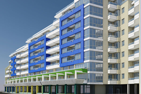 Tintyava Apartment complex in Sofia - Apartments for sale