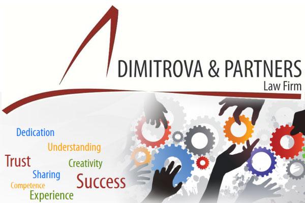 Dimitrova & partners Law firm Sofia, Bulgaria