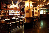 Morgans pirate bar