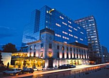 Hotels in Sofia by Sofia Guide - Grand Hotel Sofia
