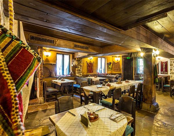 Pod Lipite - Restaurant in Sofia